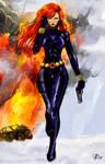 Marvel's Natasha/Black Widow [Fanart]
