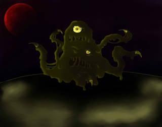 snotty Blob by TheOrdinaryBird