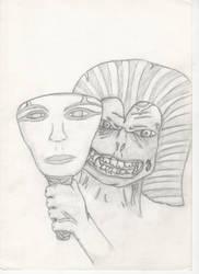 The Mummy by TheOrdinaryBird