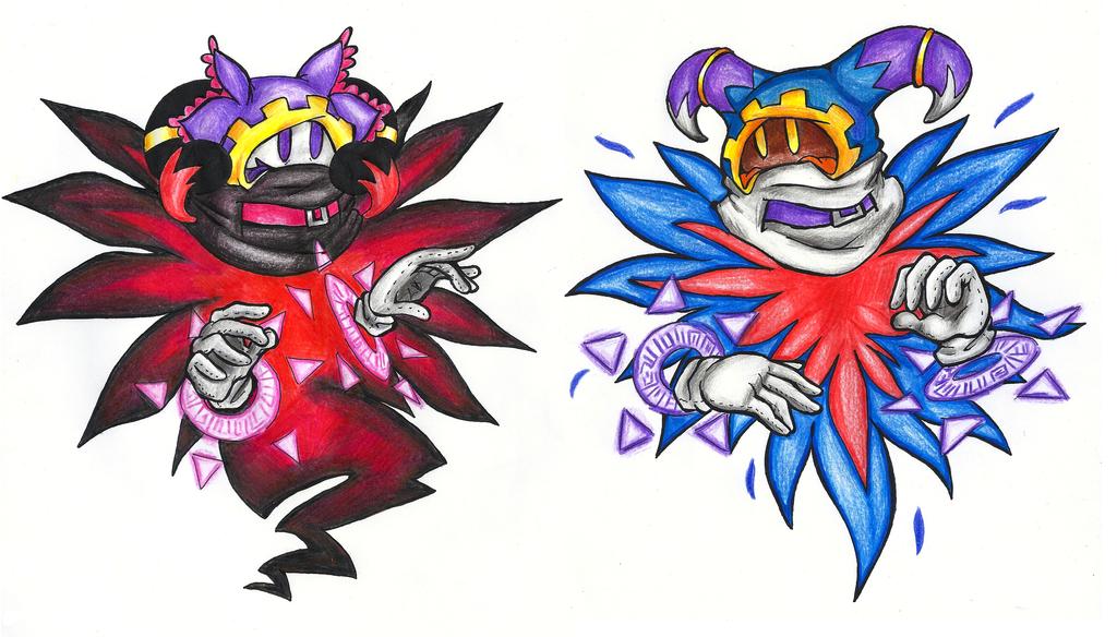 (Magolor)Ex n (Magolor)Crown by Kirbycutieslove76