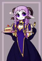 Cake by Halgalaz