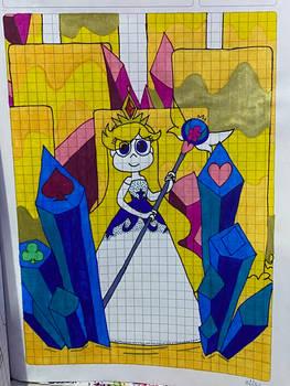 Cardia, The Creator of Magic Tapestry