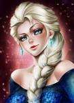 Beware the Frozen Heart - Queen Elsa