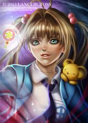 Magical Teen Girl Cardcaptor Sakura by lancercross
