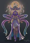 Goddess of Light [COMMISSION OPEN]