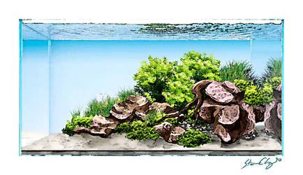 Aquasketch: Hawaii Coast II