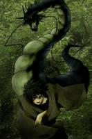 Koi wa Ryu ni Naru by StevenChong-no-GMF