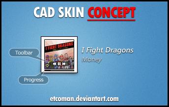 CAD Skin Concept by etcoman