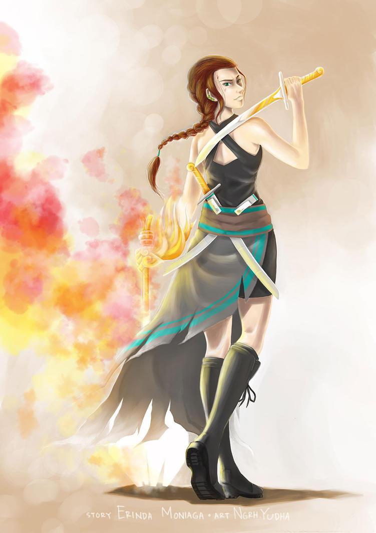 Ishtar by 124Hyudha