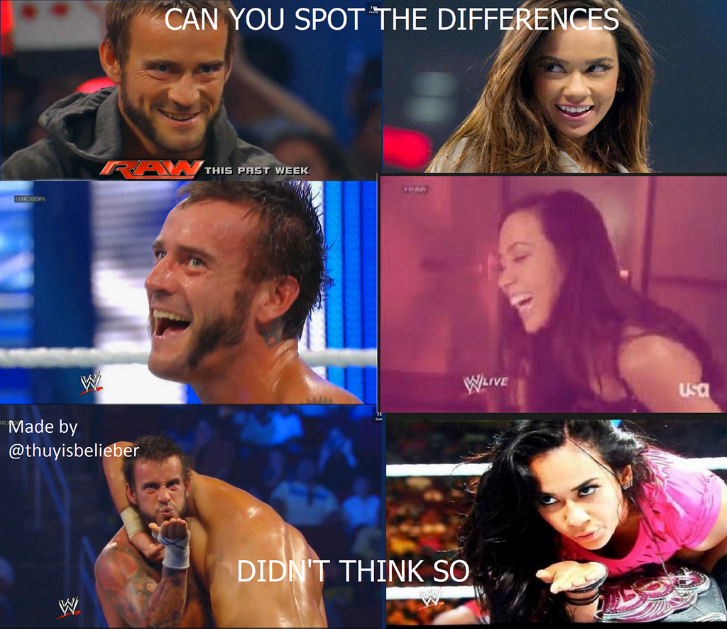aj lee dating cm punk in real life 15 things you never knew about cm punk and aj lee  you never knew about cm punk and aj lee  too much of his life with the public aj has likewise.
