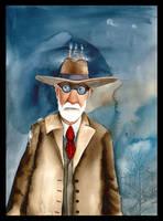 Sigmund Freud's 151 birthday
