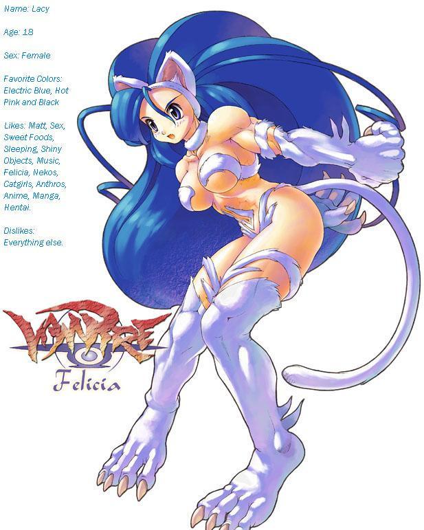 Felicia ID by Doom-K1773n