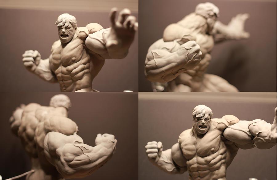 incredible Hulk 3 by EdgePang