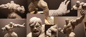 Incredible Hulk 4 by EdgePang