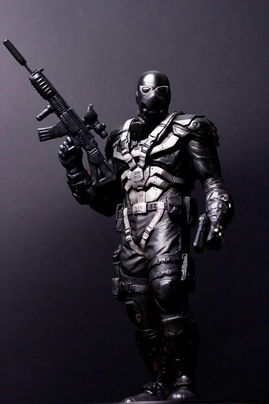 Agent Venom by EdgePang