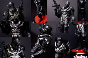 Agent Venom 3 by EdgePang