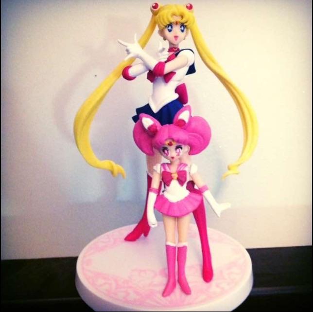 Sailor Moon by PMiow