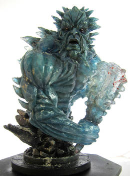 Ymir Frost Giant - Painted!
