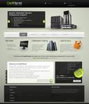 DediPlanet Web layout