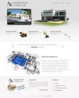 ACA layout by TheDpStudio