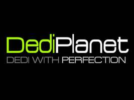 Dediplanet logo by TheDpStudio