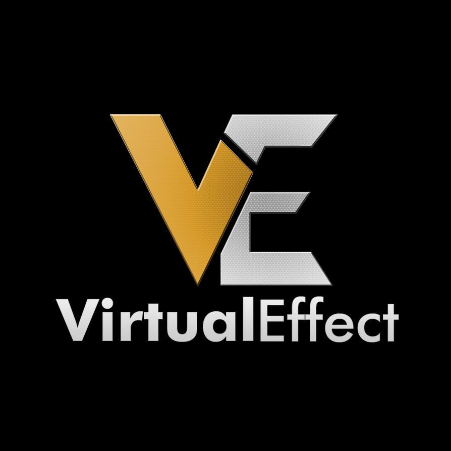 virtual effect logo by thedpstudio on deviantart