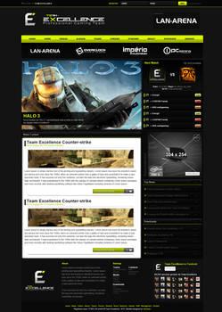 Team Excellence Website