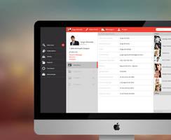 BackOffice - User Interface Design