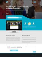Cloudrecruit Webpage Design