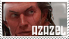 X-Men First Class-Azazel Stamp by rocket-soda
