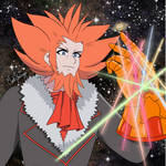 Lysandre and the Infinity Gauntlet