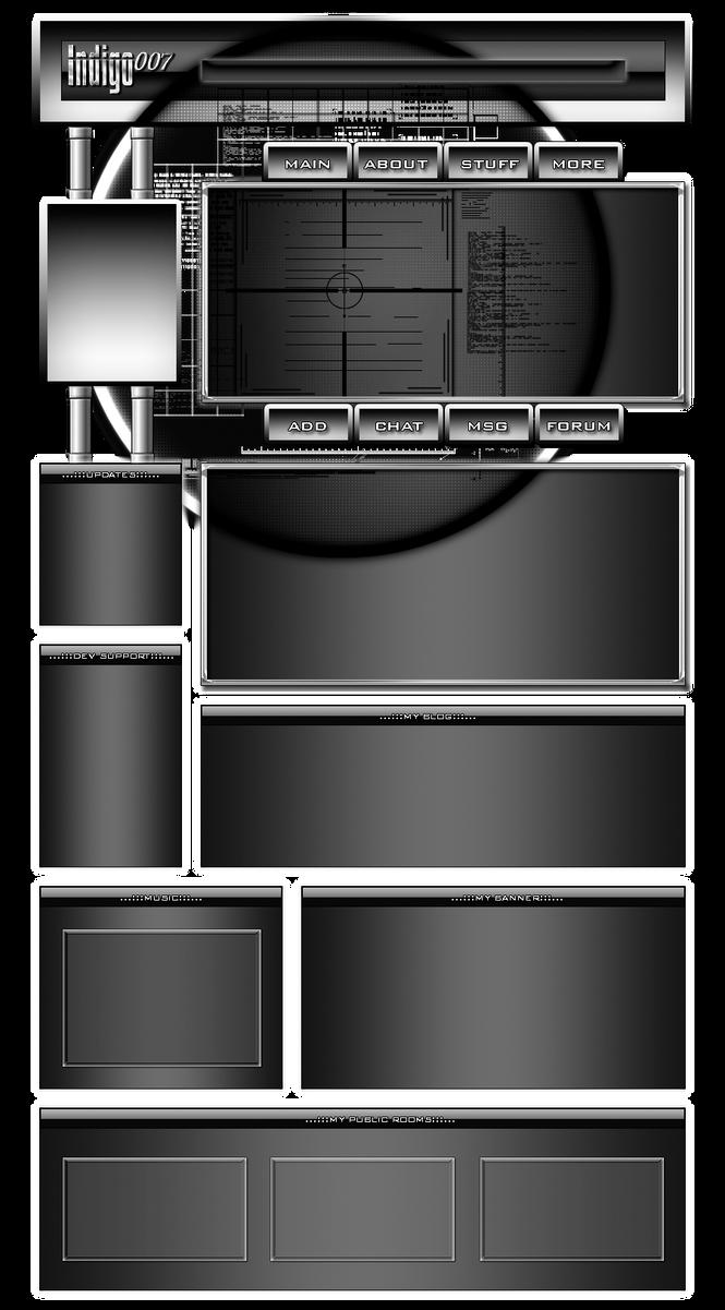 iFrame template by Indigo007 on DeviantArt