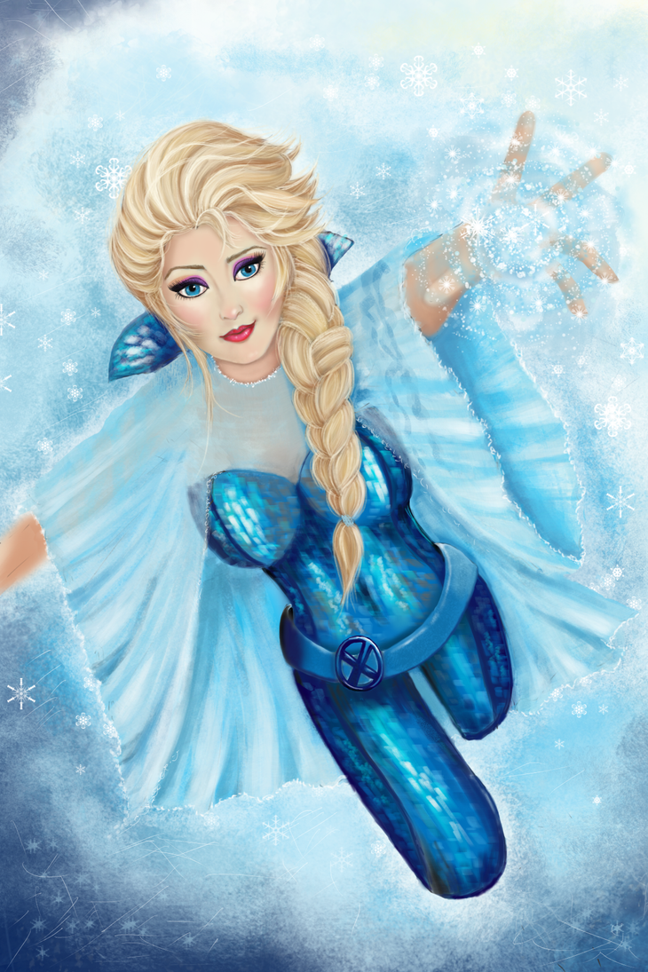 Elsa by laracremon
