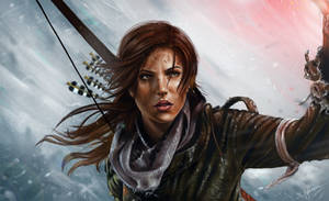 Rise of the Tomb Raider by lara-cr
