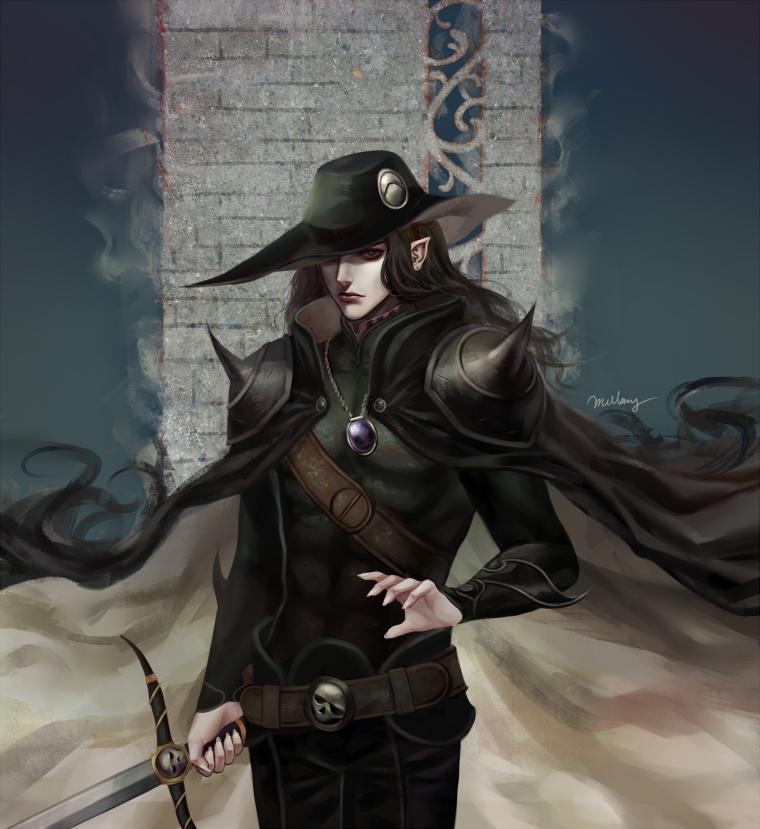 Vampire Hunter D By Meramii On Deviantart