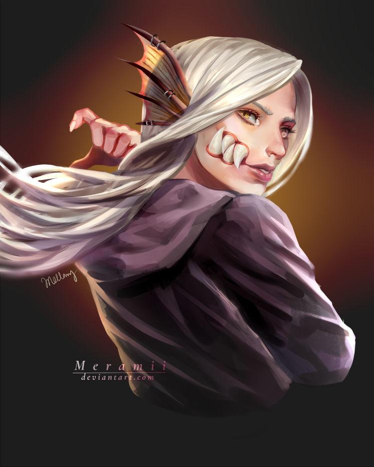 C: Kali by Meramii