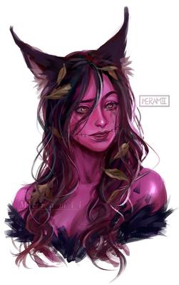 Zombie Kitsune