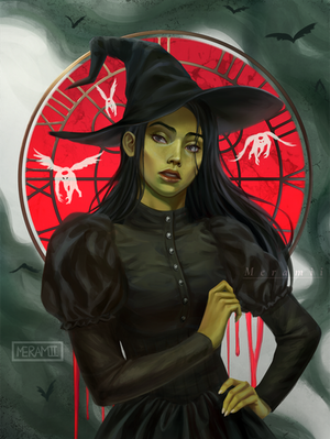 No One Mourns the Wicked by Meramii