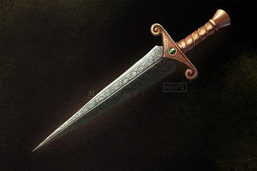 Dagger Of Unfathomable Knowledge