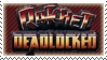 Ratchet Deadlocked Stamp by GlitchKing123