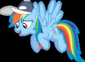 Caoch RainbowDash by GlitchKing123