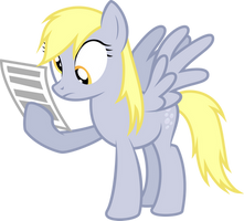 Derpy News by GlitchKing123