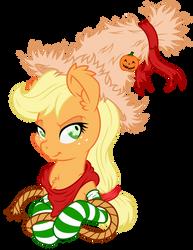Hollowed Applejack