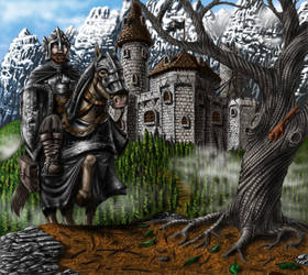 A fortress in Arnor by sboterod