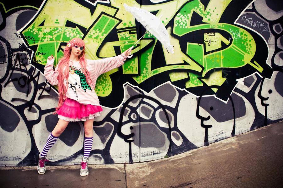 Japanese Street Fashion 2 By Lariencelebrindal