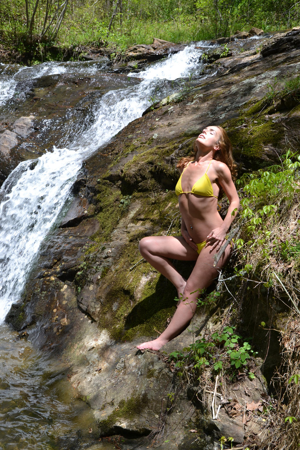 Waterfalls 2 by FOVDPhotography