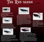 RED QUEEN. Makeup Tutorial.