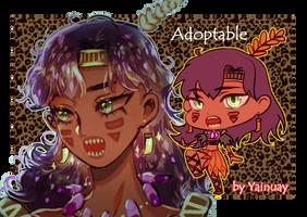Adoptable:#6(Auction)(Open) by YaiNuay