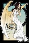 Angel(Me) by LadySesshy