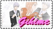 Gihime Stamp by LadySesshy